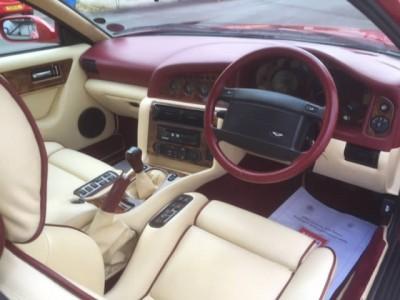1997(Oct) Aston Martin 550 SOLD