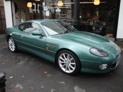 2000 Aston Martin DB7 V12 SOLD