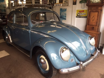 1954 VW Beetle (Oval window) SOLD