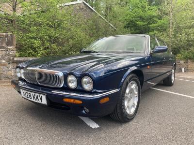 2000 Jaguar Sovereign 4.0 V8 SOLD!