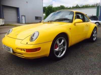1998 Porsche Carrera 2 SOLD