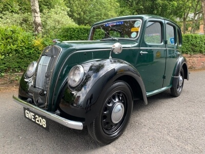 1948 Morris 8 Series E Saloon SOLD!