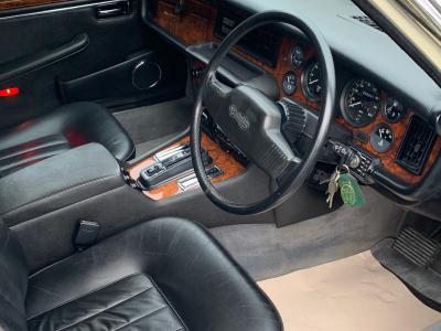 1992 Daimler Double Six V12 [SOLD]
