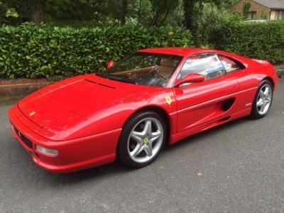 1997 Ferrari 355 GTB SOLD
