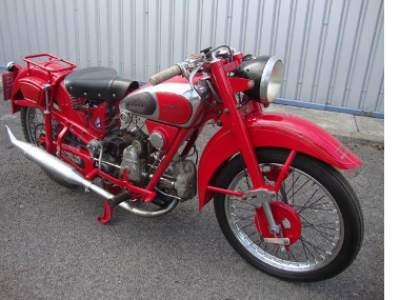 Classic Motorcycles & Bicycles