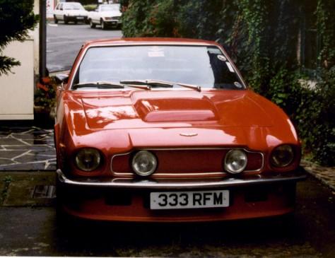 Rare Aston Martins